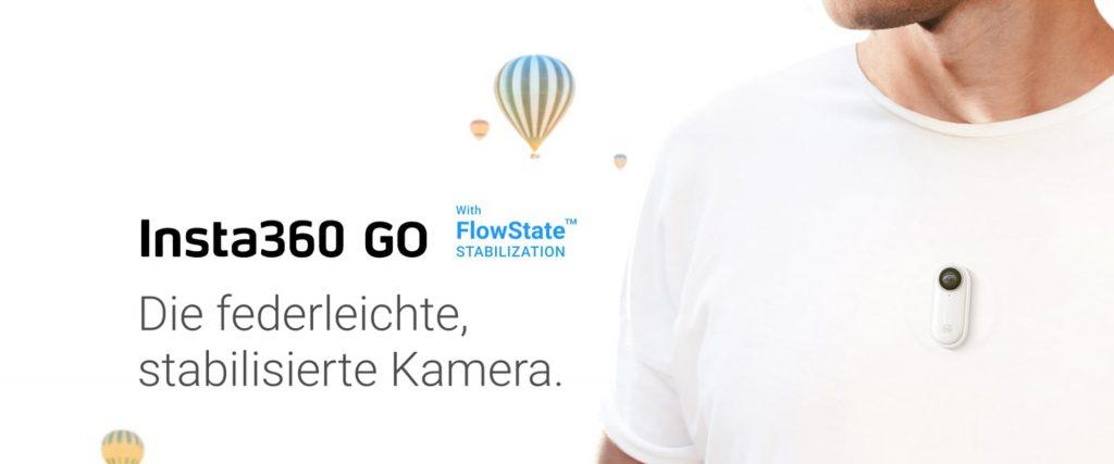 Insta360, Insta GO, insta360 Go, GO