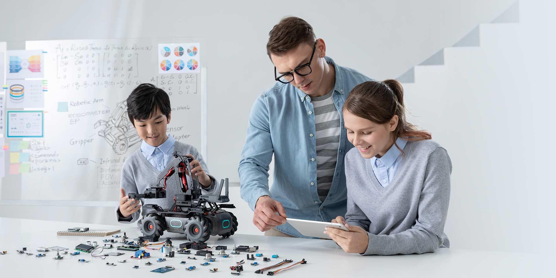 DJI Education Produkte